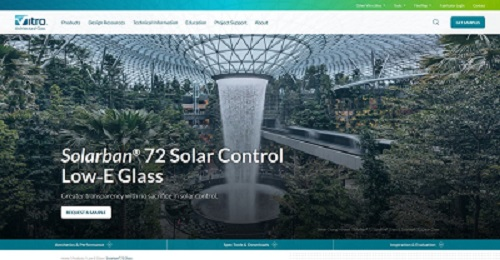 Vitro Architectural Glass launches new website